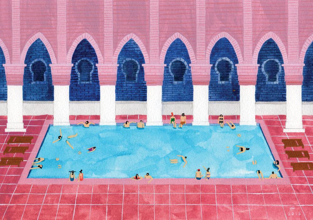 morocco-pool