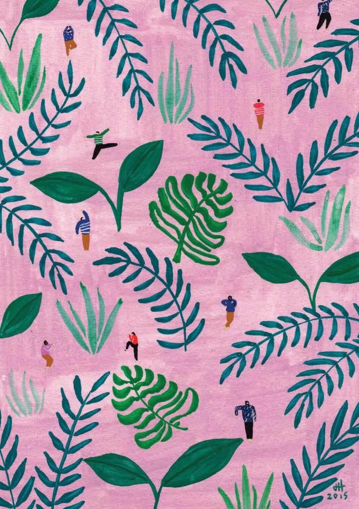 pink-jungle