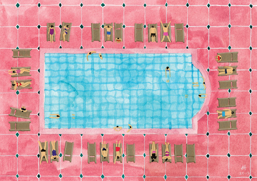 pink-pool