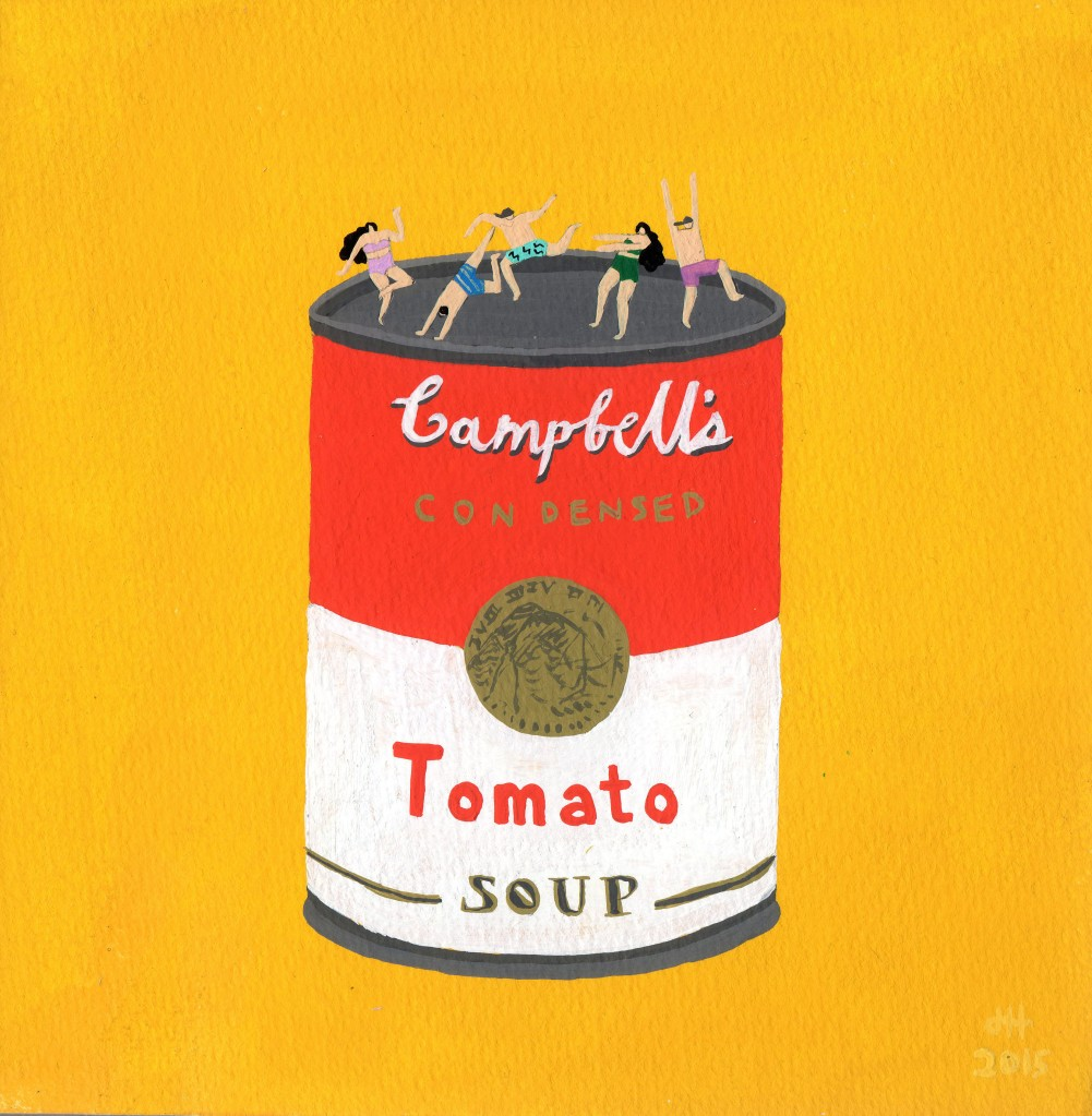 tom soup